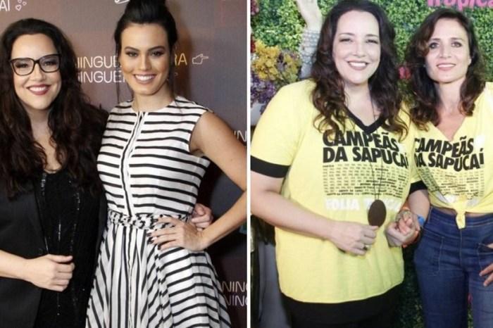 Letícia Lima reprova comparações com a atual de Ana Carolina