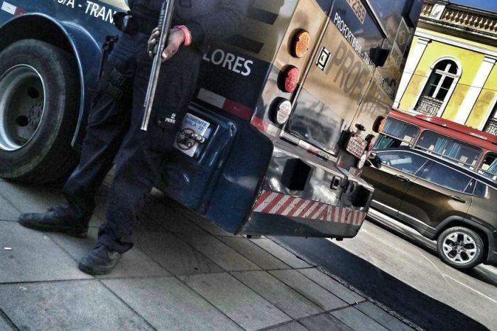 Vigilantes de carro-forte paralisam atividades na Paraíba