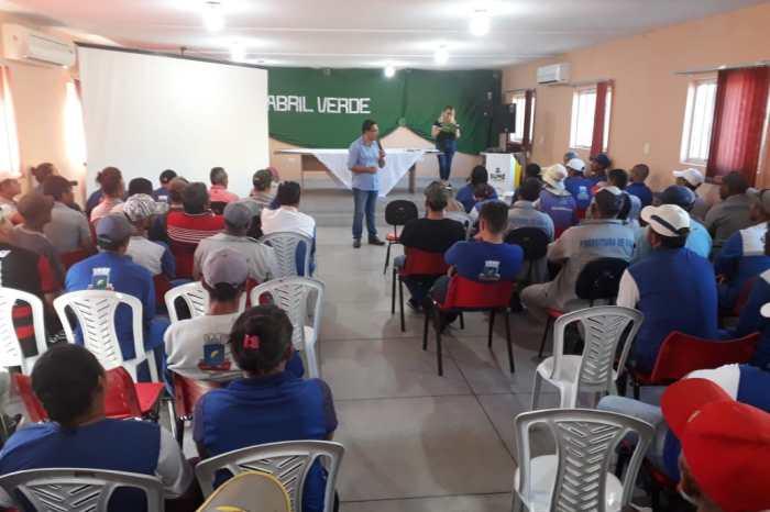 Abril Verde: Prefeitura de Sumé realiza palestra sobre Saúde do Trabalhador