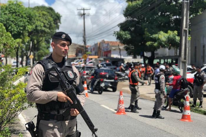 Operação Tiradentes: 85 prisões de suspeitos de crimes na PB