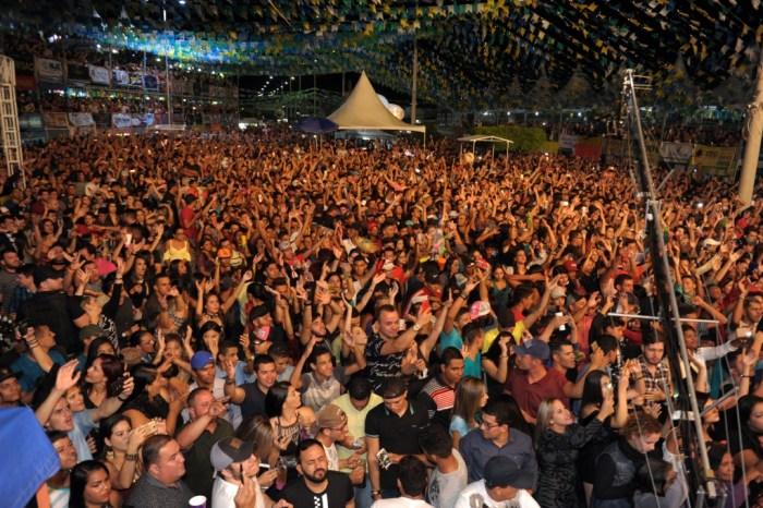 Vendas do pacote promocional da área vip do São João de Monteiro termina dia 5