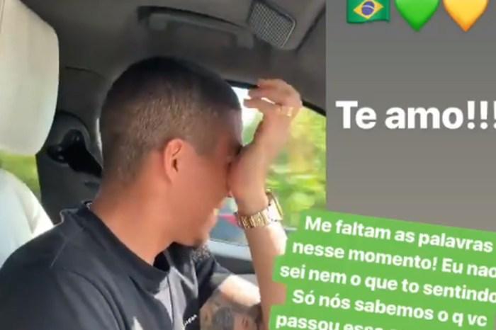 Allan se emociona ao saber de convocação para Copa América