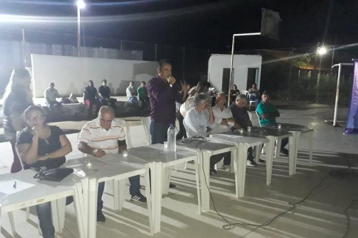 """""""Somos um governo parceiro do povo"""", diz Celé durante projeto 'Dialogando com o Povo'"""
