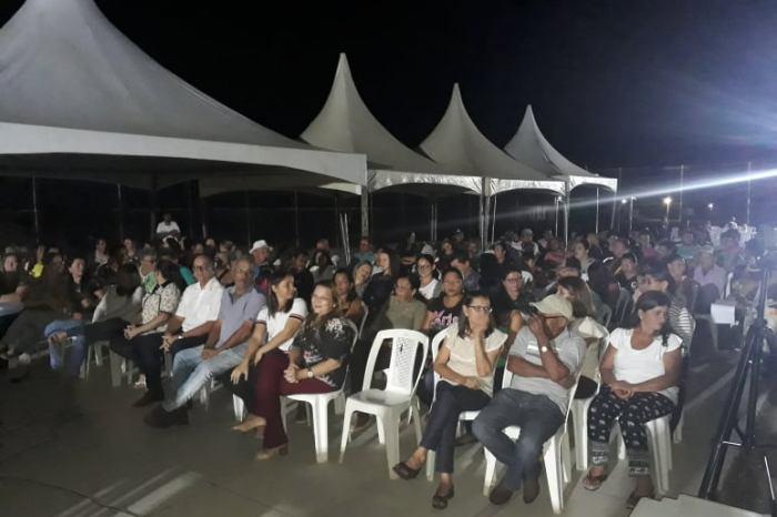 Câmara de Monteiro realiza sessão itinerante com grande público na comunidade de Boa Esperança