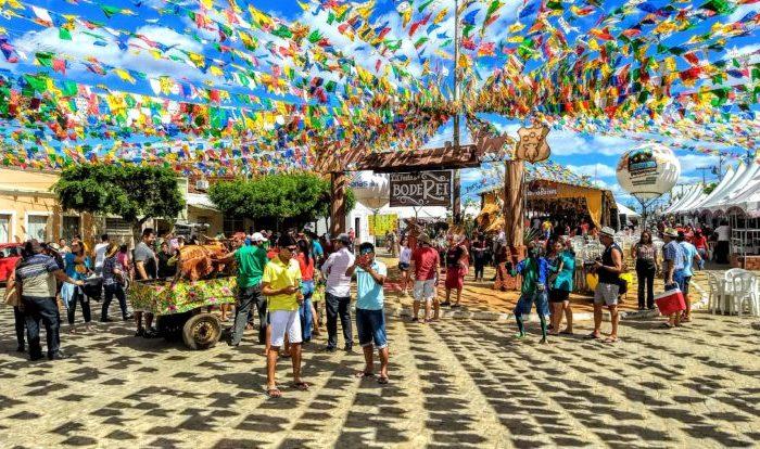No Cariri: Festa do Bode Rei é um dos destinos mais procurados da Paraíba