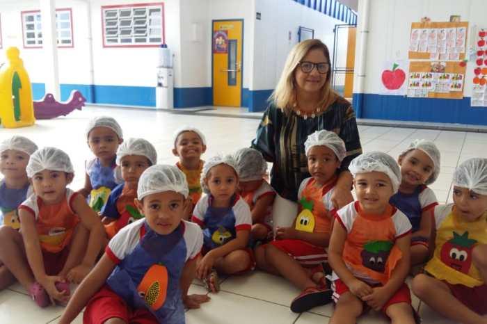Saúde na Escola realiza mais uma etapa nas escolas da rede municipal de Sumé