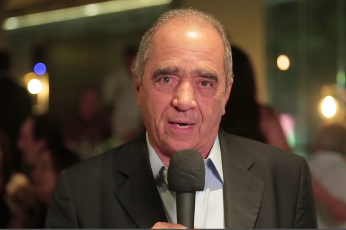 Ex-senador é eleito imortal da Academia Paraibana de Letras
