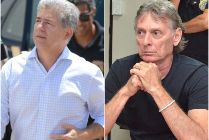 MOÍDOS DA REDAÇÃO: Ex-prefeito de Cabedelo e dono do Manaíra Shopping são transferidos para presídio de Mangabeira