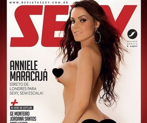 Monteirense é capa da Revista Sexy do mês de maio e ganha destaque nacional