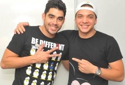 Wesley Safadão faz homenagem para Gabriel Diniz