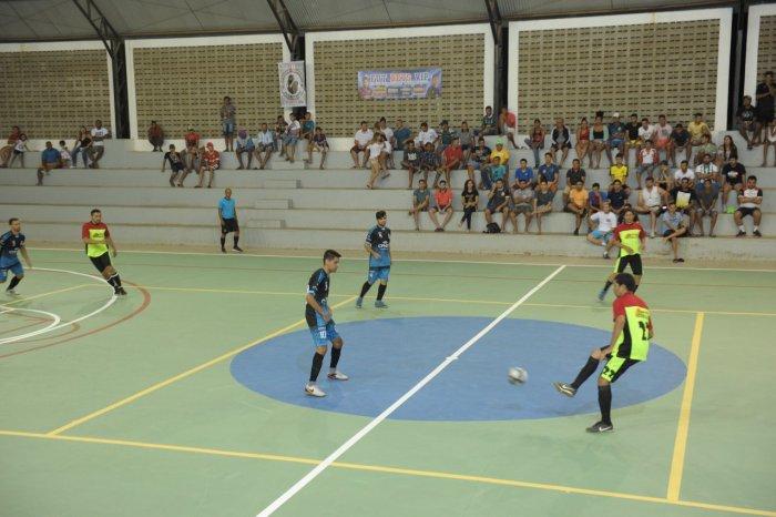 Dois jogos movimentam a reta final da Copa Dr. Chico de Futsal