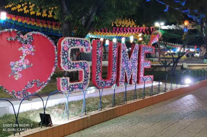 Mais uma vez o São João de Sumé promete ser uma das melhores festas da Paraíba