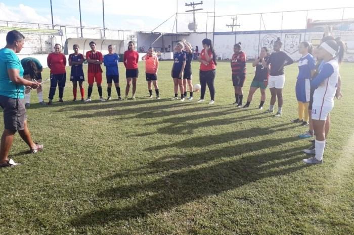 Monteirenses são selecionadas para jogar na equipe do Central de Caruaru