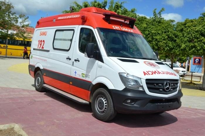 Ministério da Saúde antecipa renovação de frota do SAMU e contempla municípios do Cariri