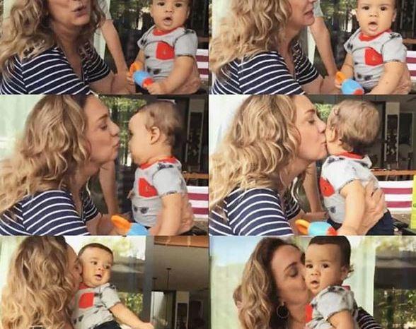 Morre Antônio, neto de 1 ano de Paulo Betti e Eliane Giardini