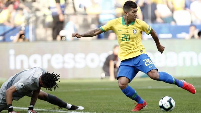 Brasil enfim venceu e convenceu na Copa América