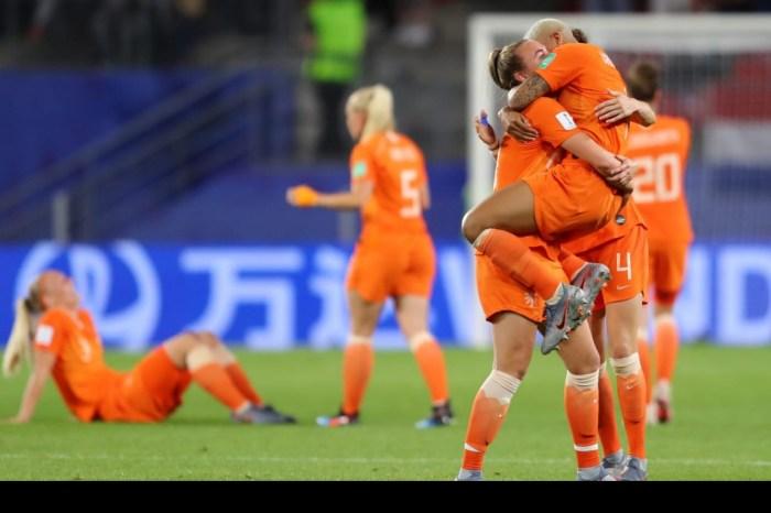 Quartas de final da Copa Feminina estão definidas