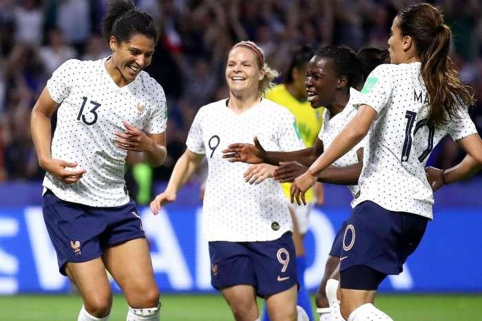 França 2 x 1 Brasil pela Copa do Mundo Feminina