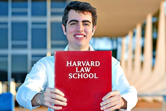 Brasileiro é o jovem do mundo a cursar mestrado em Harvard