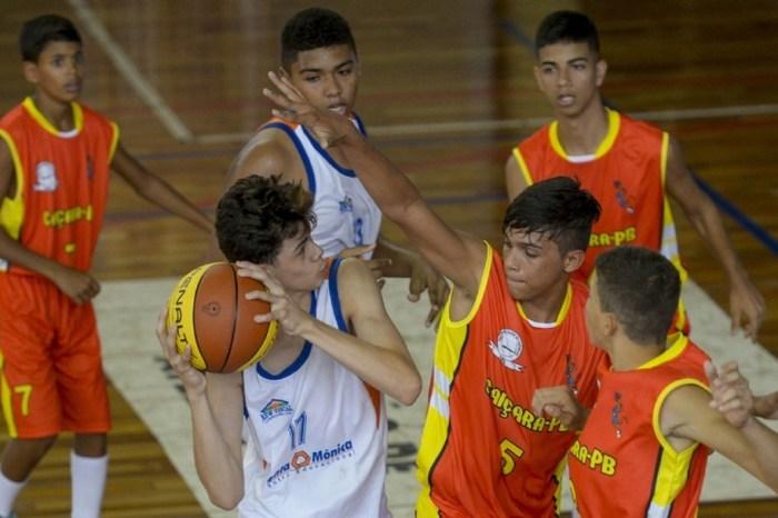 Jogos Escolares e Paraescolares: Finais de basquete nesta quinta