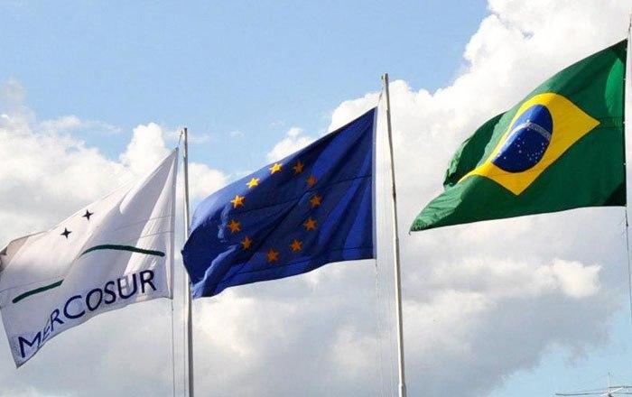 Brasil comemora acordo 'histórico' entre UE e Mercosul