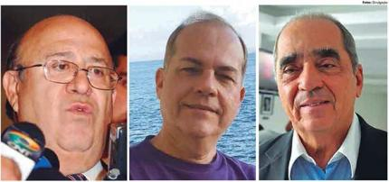 Ex-senadores disputam cadeira na Academia Paraibana de Letras