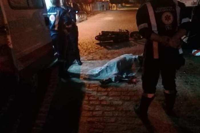 Homem morre após colidir moto na traseira de caminhão no Cariri