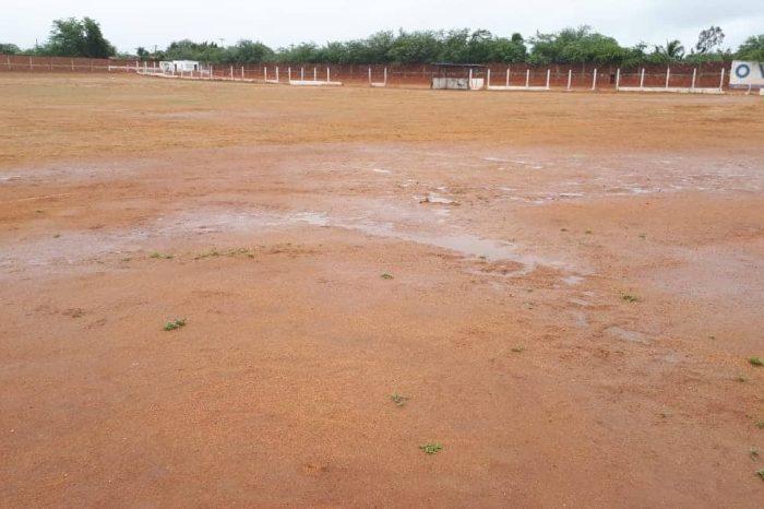 Após chuvas, coordenação adia grande final da Copa Integração de Futebol do Cariri
