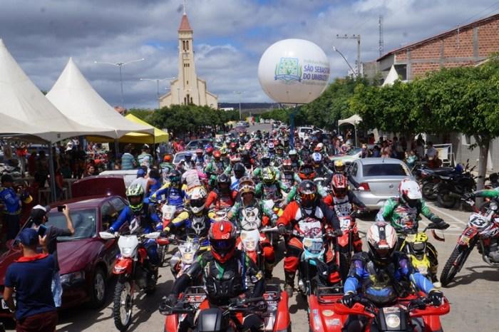 4ª Trilha 100 Destino é sucesso em São Sebastião do Umbuzeiro
