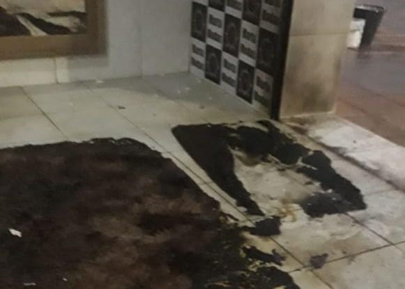 Incêndio destrói loja de roupas na cidade de Monteiro