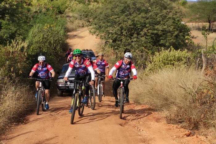 4ª edição do Pedala Sumé reuniu centenas de ciclistas no último domingo no município