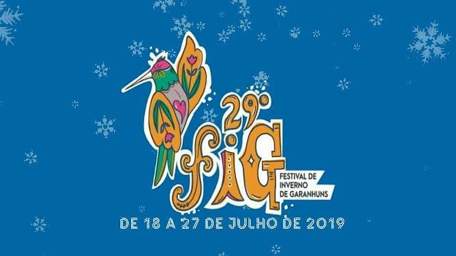 Programação completa do Festival Inverno de Garanhuns 2019; confira