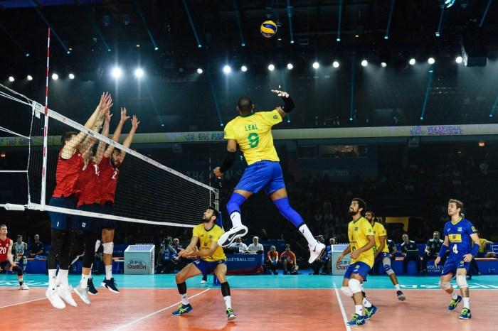Brasil perde no tie-break e está fora da final da Liga das Nações
