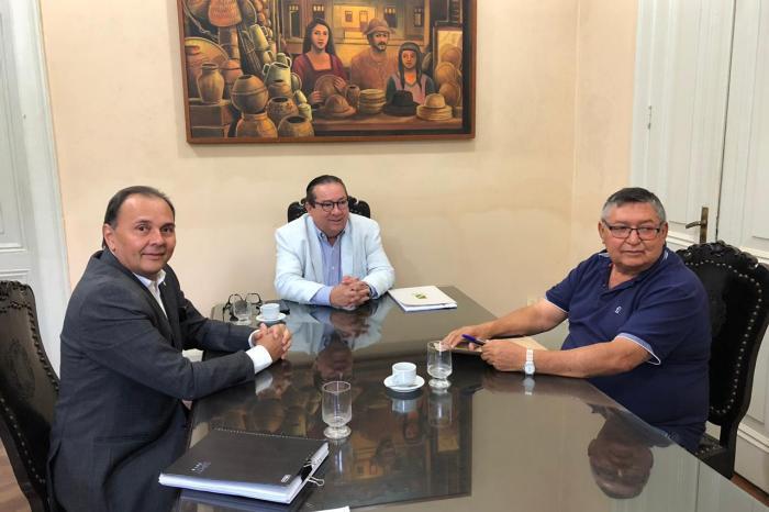 Deputado se reúne com secretário da Casa Civil e discute pleitos que incluem cidades do Cariri