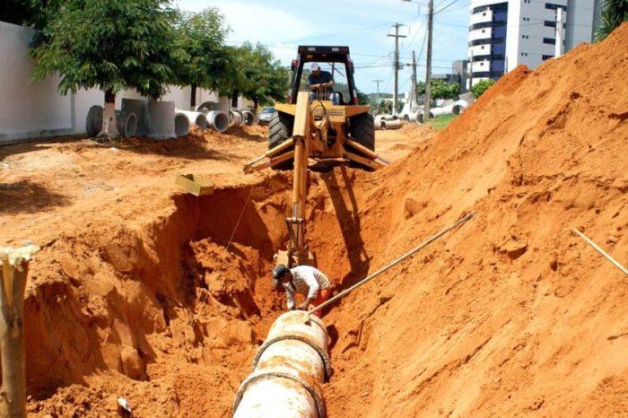 Governo Federal repassa mais de R$ 5,4 milhões para obras de saneamento na Paraíba
