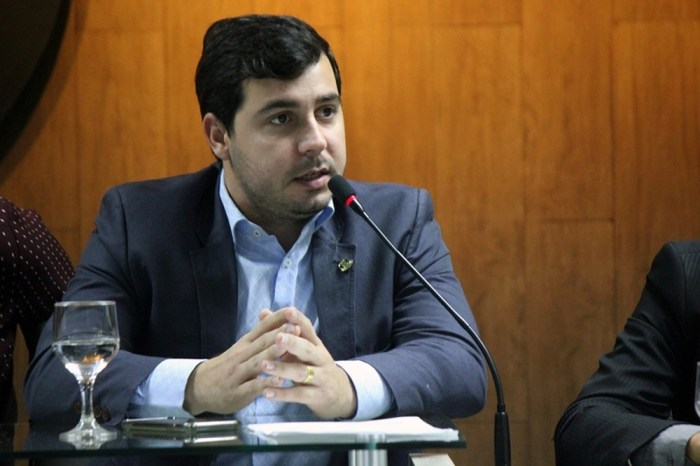 Vereador de Campina Grande é preso pela Polícia Federal