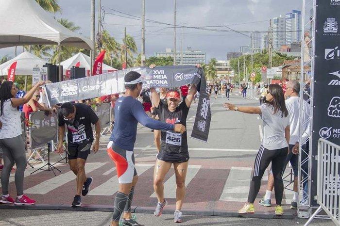 18ª Meia Maratona acontece neste domingo em João Pessoa