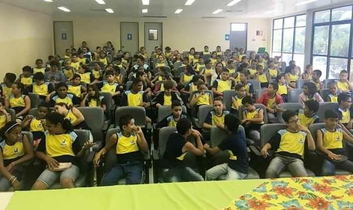 Bisurada da Rede Municipal de Monteiro prepara alunos de 5º e 9º ano para prova Saeb