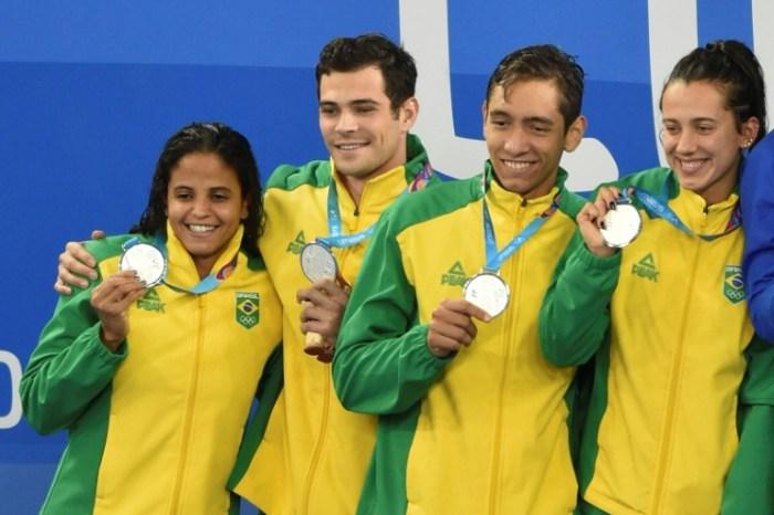 Brasil conquista 4 ouros e passa de 100 medalhas no Pan