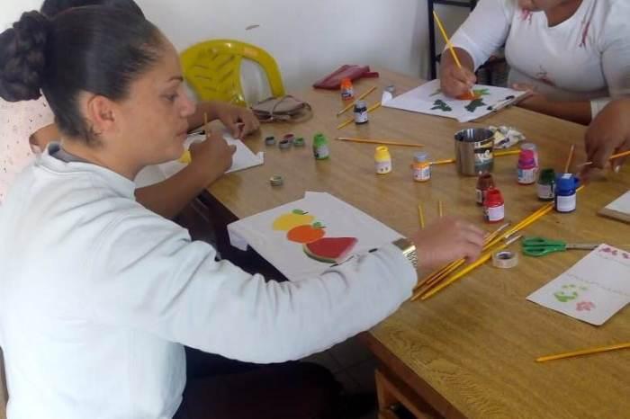 Cacimba de Cima é contemplada com capacitação pela Prefeitura de Monteiro