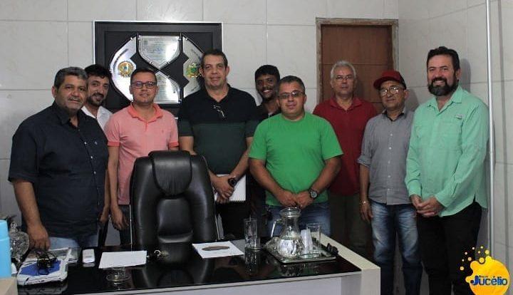 Superintendente do INCRA visita Cariri com o objetivo de implantar uma representação do órgão