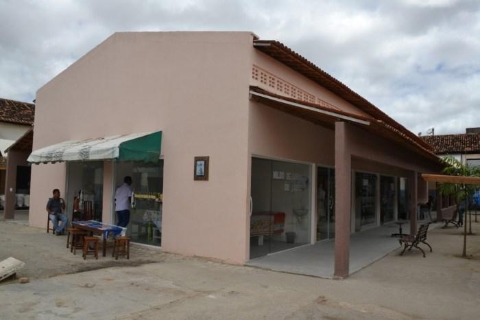 Última etapa da modernização do Mercado Público Municipal tem início em Monteiro