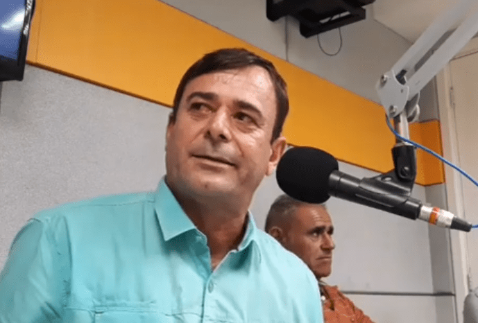 Adriano Leite se diz traído pela prefeita de Livramento e confirma pré-candidatura a prefeito