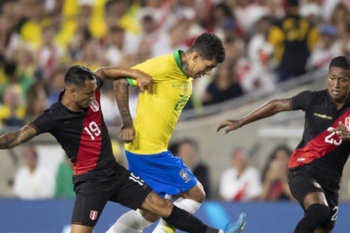 Neymar entra, Vinícius Jr. estreia e Brasil perde para Peru
