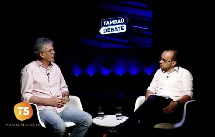 Ricardo crítica deputados e chama líder do governo de hipócrita
