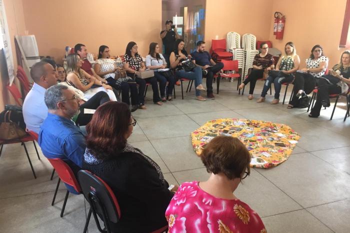 Sumé sedia oficina intermunicipal para discutir segurança alimentar e nutricional do Projeto SISAN