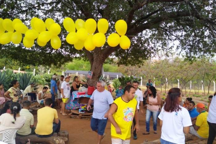 CAPS de Monteiro realizam atividades de valorização à vida neste Setembro Amarelo