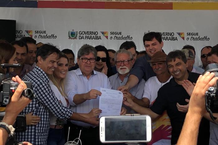 """""""A PB-200 foi promessa de outros governadores que João Azevêdo vai cumprir"""", diz Genival"""