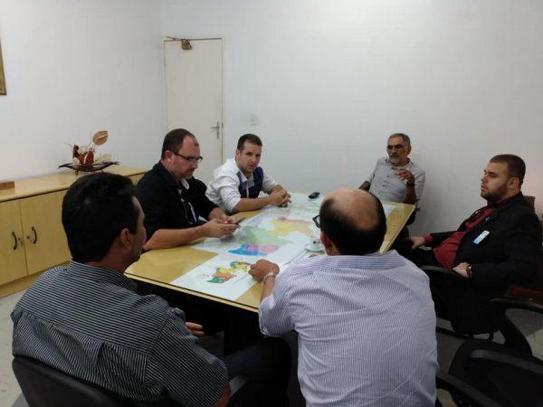 Lideranças de São João do Cariri participam de audiência junto a Cagepa e cobram soluções