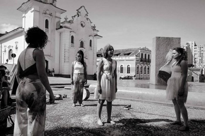 Funesc leva espetáculo 'Parahyba Rio Mulher' ao Cariri paraibano